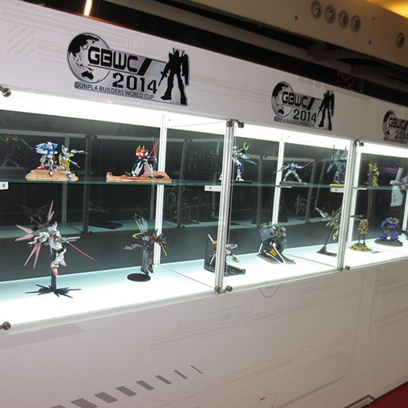 GunPla Expo 2014