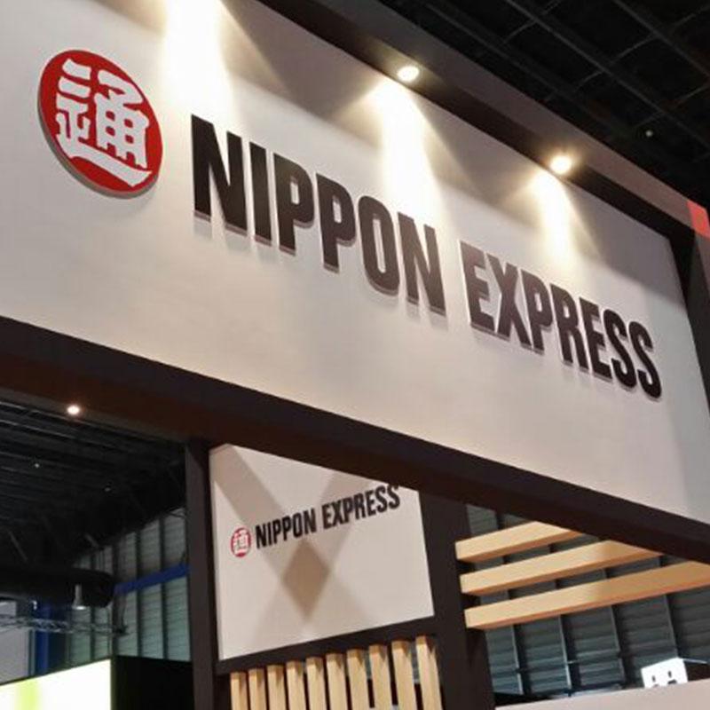 Nippon Express @ AirShow 2014